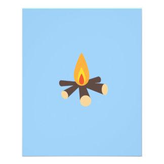 Campfire 11.5 Cm X 14 Cm Flyer