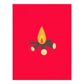 Campfire 21.5 Cm X 28 Cm Flyer