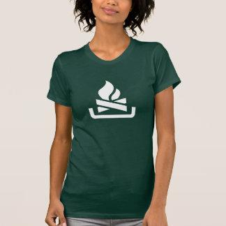 Campfire Pictogram T-Shirt