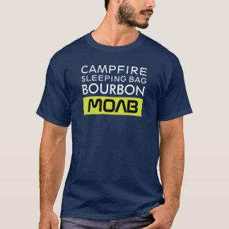 Campfire Sleeping Bag Bourbon Moab T-Shirt