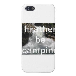 camping aparel iPhone 5 cover