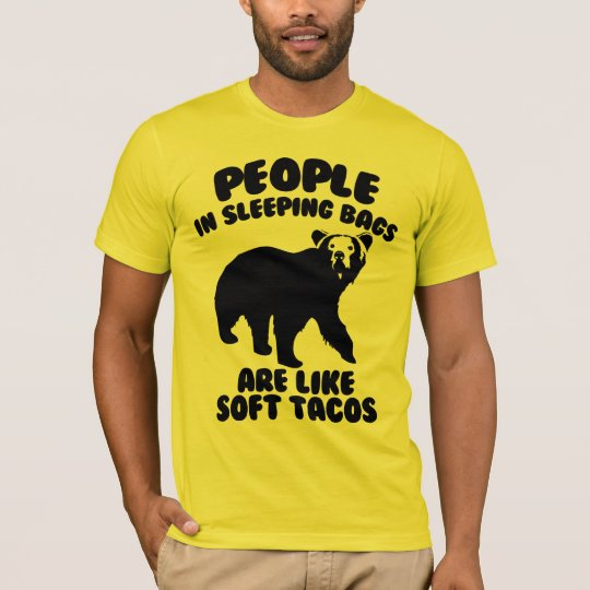 Camping Bears T-Shirt