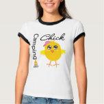 Camping Chick Tee Shirts