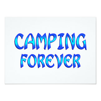 Camping Forever Announcements