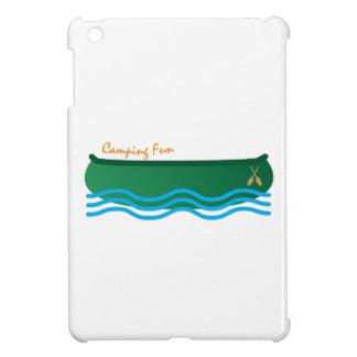 Camping Fun iPad Mini Case