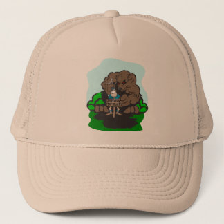 Camping Fun Trucker Hat