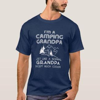 Camping Grandpa T-Shirt