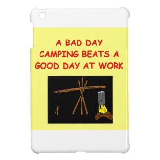 camping iPad mini cover