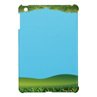 Camping iPad Mini Case