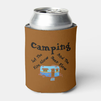 Camping Let The Beer Flow