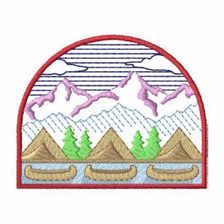 Camping Logo Polo
