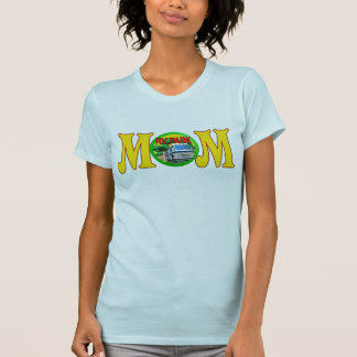 Camping Mom Mothers Day Gifts Tee Shirt