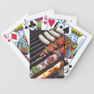 Camping Playing Cards