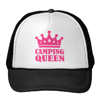 Camping Queen champion Trucker Hats