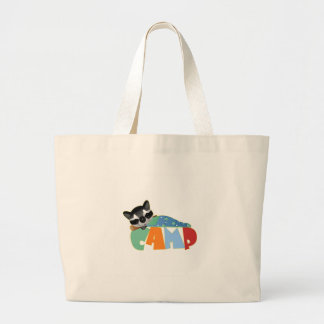 Camping Racoon Bags