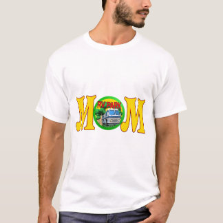 Camping T-shirts and Gifts For Mom