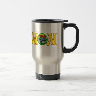 Camping T-shirts and Gifts For Mom Mug