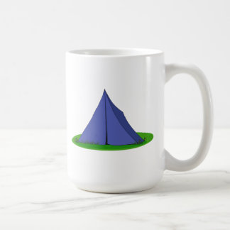 Camping Tent Coffee Mug