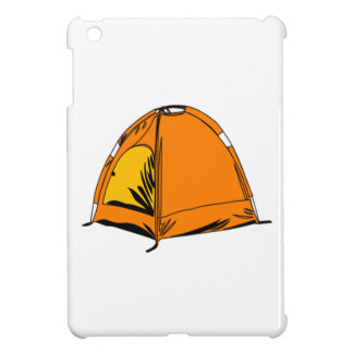 Camping Tent iPad Mini Covers