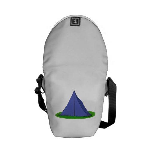 Camping Tent Messenger Bag