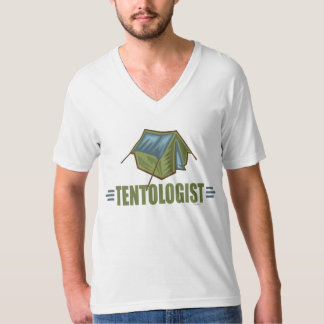 Camping, Tent T Shirt