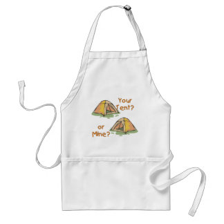 Camping Tents Apron