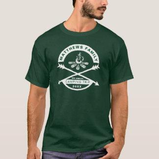Camping Trip Reunion Shirt | Light Design