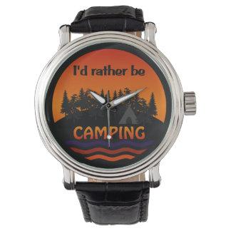 Camping watch