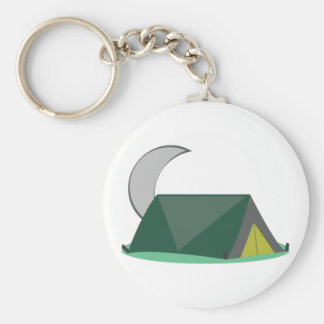 Campping Tent Keychains