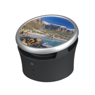 Camps Bay Beach And The Twelve Apostles Range Bluetooth Speaker