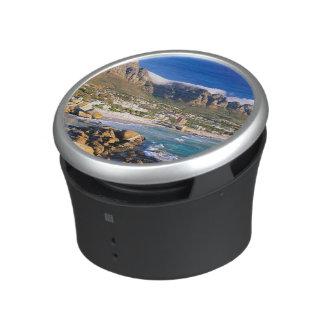 Camps Bay Beach And The Twelve Apostles Range Bluetooth Speaker