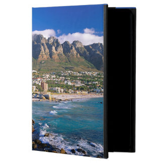 Camps Bay Beach And The Twelve Apostles Range Cover For iPad Air