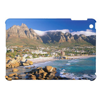 Camps Bay Beach And The Twelve Apostles Range Cover For The iPad Mini