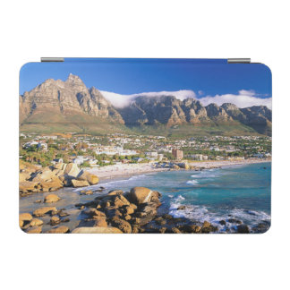 Camps Bay Beach And The Twelve Apostles Range iPad Mini Cover