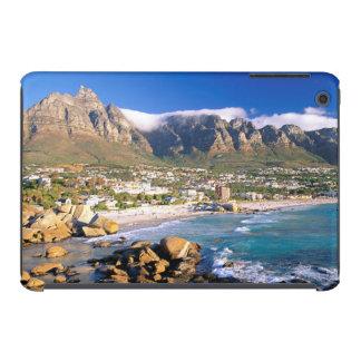 Camps Bay Beach And The Twelve Apostles Range iPad Mini Cover