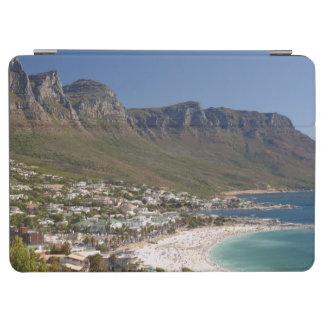 Camps Bay Beach And Twelve Apostles iPad Air Cover