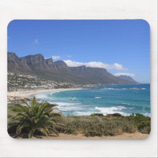 Camps Bay Beach, South Africa Mouse Mat