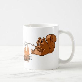 Campsite Beaver Mugs