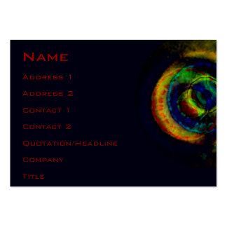 Camscient, Name, Address 1, Address 2, Contact ... Business Cards