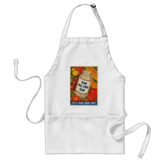 Can All You Can World War 2 Adult Apron