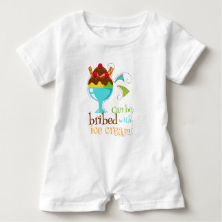 Can Be Bribed With Ice Cream, Babies and Kids Top