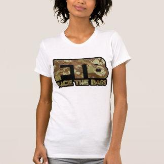 Can Camo Girls Custom T-Shirt