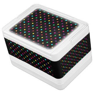 Can Cooler Polka Dot Igloo Cooler