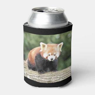 Can Cooler red panda