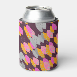 Can cooler with Exotic Lemons on choco