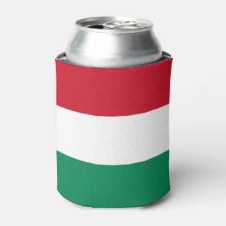 Can Cooler with flag of Hungary