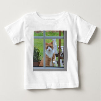 Can I Come In Pumpkin. Baby T-Shirt