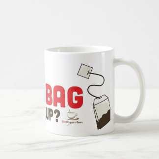 Can I dip my bag in your cup? Novelty Mug