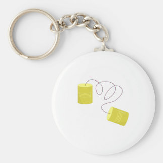 Can Phone Key Chains