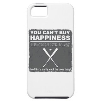 Can t Buy Happiness Baseball iPhone 5/5S Cover